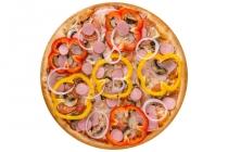 Пицца Баварская 30см