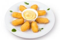 Сырные палочки 9шт